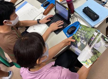 経済産業省EdTech事業でCラーニングを導入された静岡市立葵小学校の教員研修を実施しました