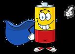 cell battery logo