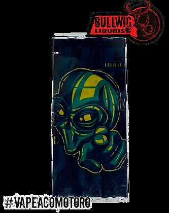 18650 Wrap Alien para Baterías