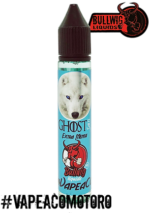 Ghost Salts 30 ml