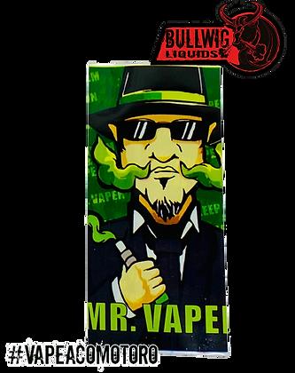 20700 Wrap Mr Vape para Baterías