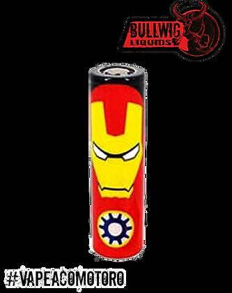 18650 Wrap IRONMAN para Baterías