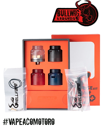 Hellvape Dead Rabbit SE Kit (Milticolor)