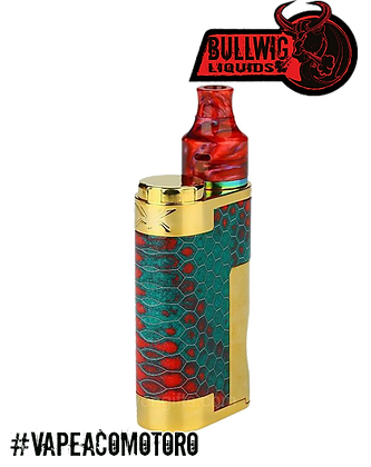 OUMIER WASP Nano Mech Squonk Kit (Red)