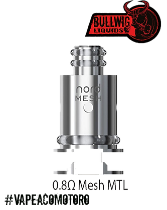 Nord 0.8 Mesh MTL Coil