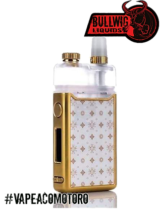 Squid Industries Orchid Pod 950mha Kit 30W (Nicki White)