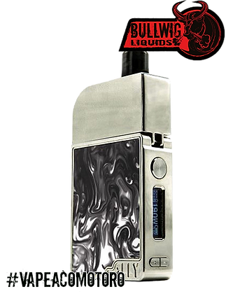 PURGE mods Ally Pod  (Stainless Steel)