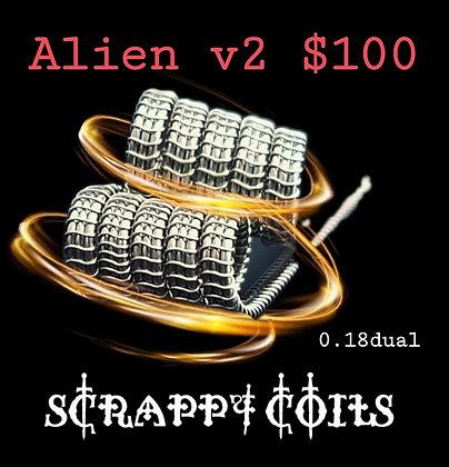 Scrappy Coils - Alien V2