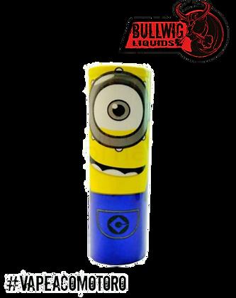 18650 Wrap MINION para Baterías