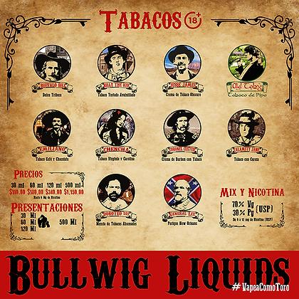 Tabacos 30 ml
