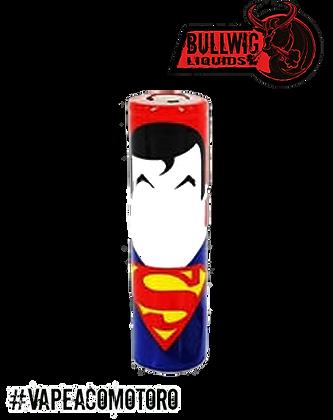 18650 Wrap SUPERMAN para Baterías