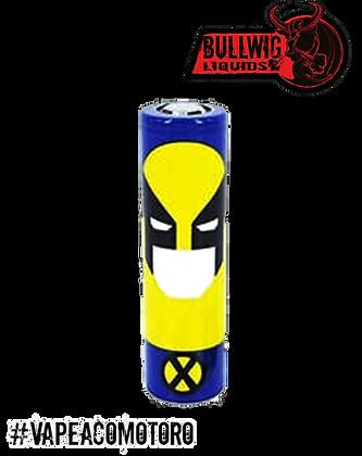 18650 Wrap WOLVERINE para Baterías