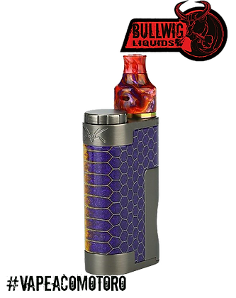 OUMIER WASP Nano Mech Squonk Kit (Purple)