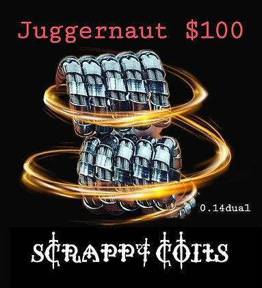 Scrappy Coils - Juggernaut