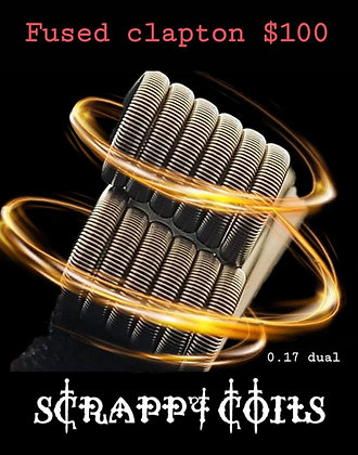 Scrappy Coils - Fused Clapton