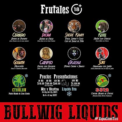 Frutales 30 ml