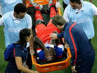 Mental Moment - Injury