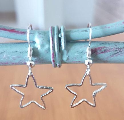 עגילים- כוכבים