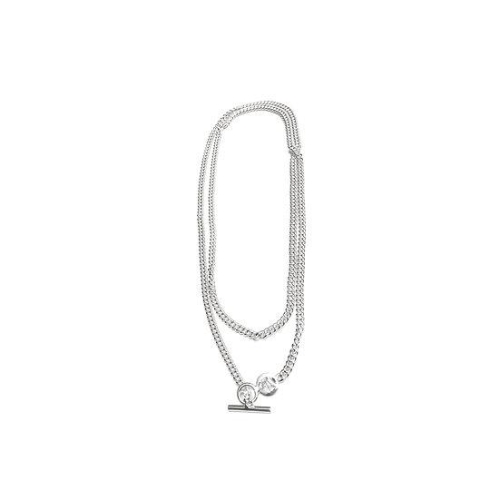 Fluid Necklace - 72.5 cm