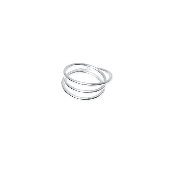 Triple Complicated Ring