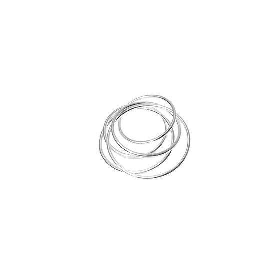 Spiral Multi-Way Ring