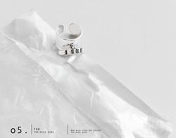 Tab Toe/Midi Ring