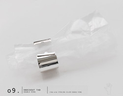 Knockout Tab Double Ring