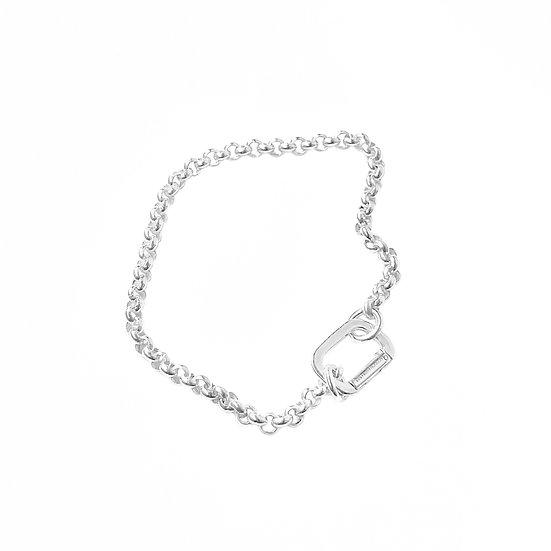 Carabiner Multiway Bracelet/Ring
