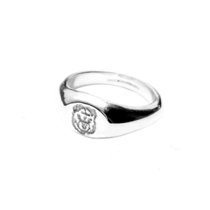 Signet Ring - Oval