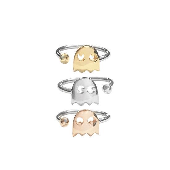 Pacman Ring Set
