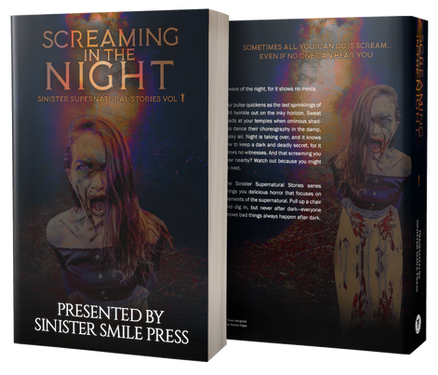 Screaming in the Night - Sinister Supernatural Stories: Volume 1