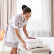 Room Service and House keeping