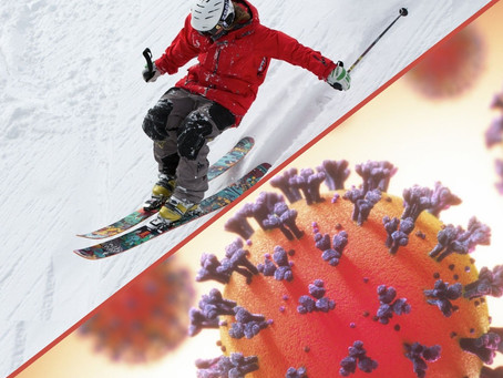 Skiing and COVID - is it safe?
