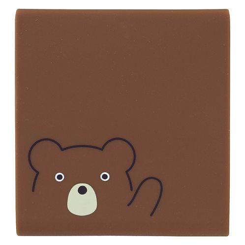 Кейс для записей - Медвеженок