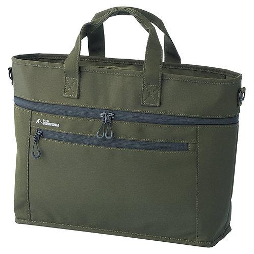 Бизнес сумка, цвет оливковый