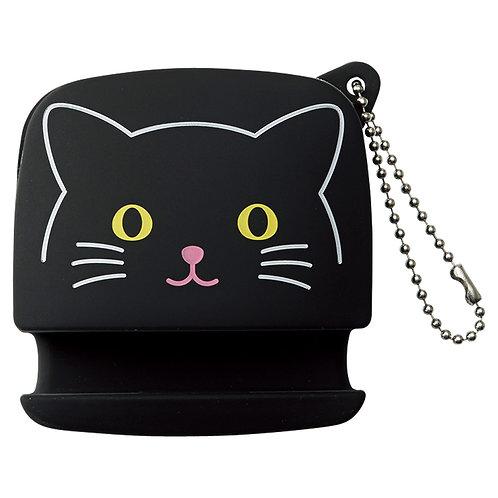 Держатель для телефона - Черный котик