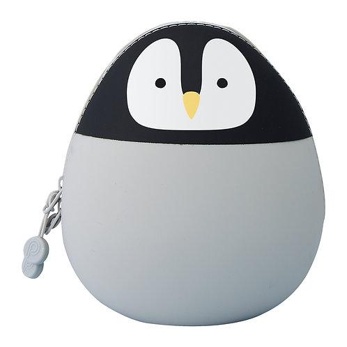"""Пенал большое яйцо """"Пингвин"""""""