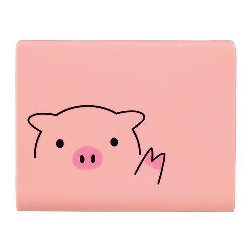 Кейс для записей компакт - Свинка