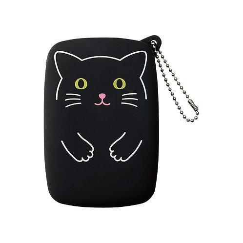 Ключница - Черный котик
