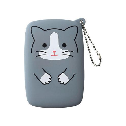 Ключница - Серый котик