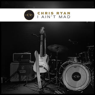 CHR 04 - I Ain't Mad Single Cover 3000px