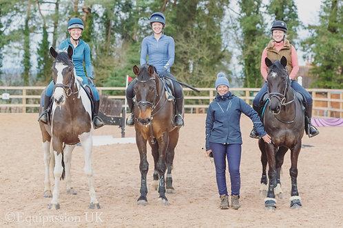 MIH Members Club with Caroline Moore