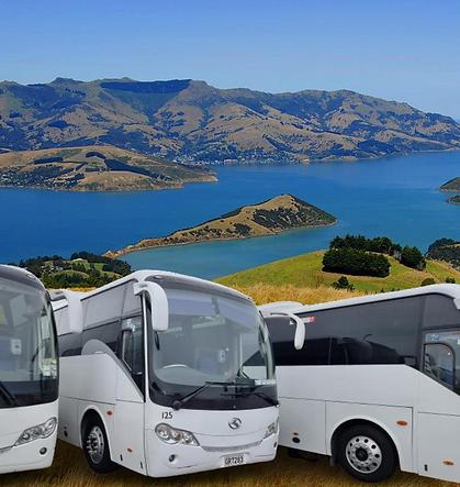Bentley Transport ChristchurchCoach