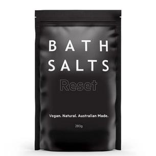 Salt Laboratory Deconstructed Bath