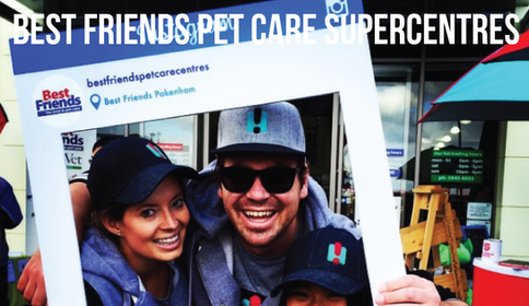 Best Friends Pet Care Supercentre Oliver