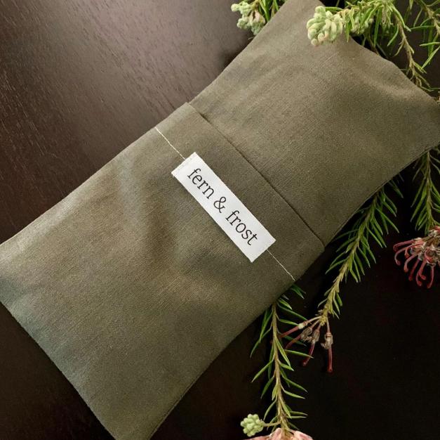 Fern & Frost Luxe Eye Pillow