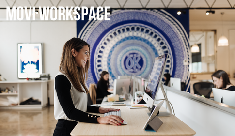 MOVI Workspace Workplace Health Oliver a