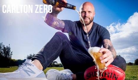 Carlton Zero Oliver and York Launch CUB