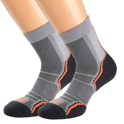1000 mile trial socks (2 pack)