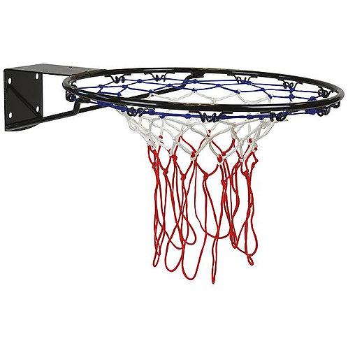 Basketball ring & net set